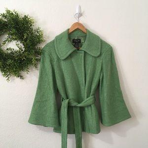 Focus 2000 Green Jacket